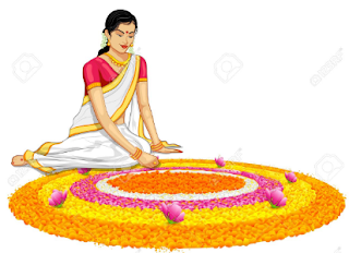 ONAM FESTIVITY AT ITS TRADITIONAL BEST  AT  J. HIND