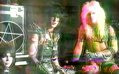 1983 Heavy Metal News Report & A Motley Make-Up Mystery
