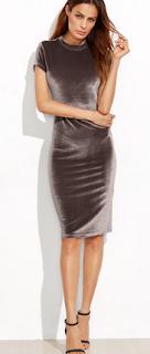 www.shein.com/Brown-Velvet-Sheath-Dress-p-313568-cat-1727.html?aff_id=5061
