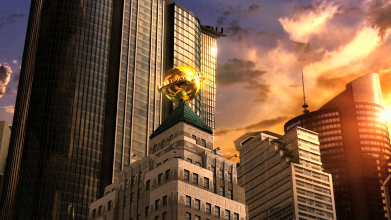 Movie Locations and More: Smallville (2001-2011)