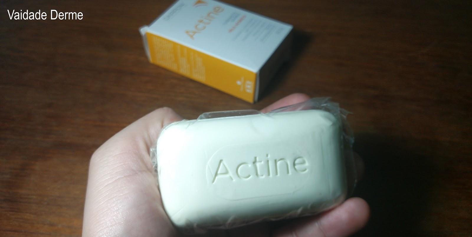 Darrow Actine Sabonete Barra Antiacne