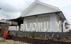 Masuk Desa Kumuh, Bajomulyo Dibangun RTH