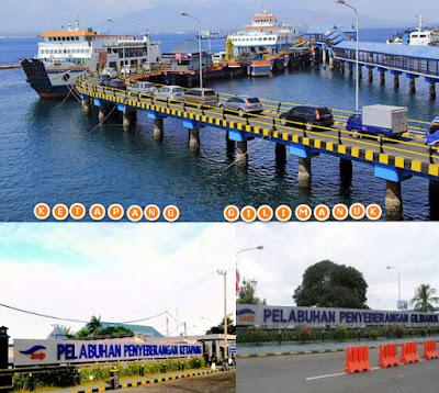Pelabuhan penyeberangan ketapang Gilimanuk
