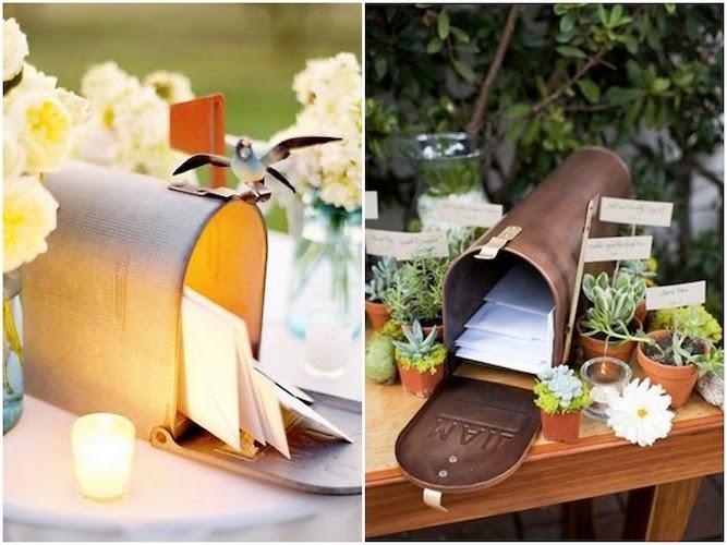 Wedding Gift Post Box: Rustic Wedding DIY: Think Outside The Box! 10 Alternatives