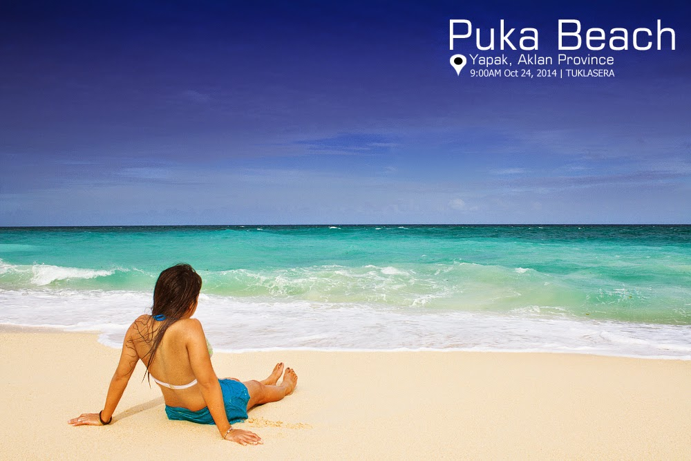 Beach Bumming at Puka Beach