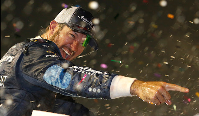 Martin Truex Jr adds another historic win