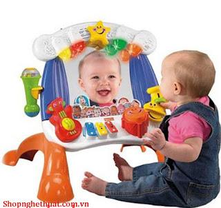 5 loại đồ chơi an toàn cho bé 1 tuổi