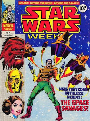 Star Wars Weekly #18