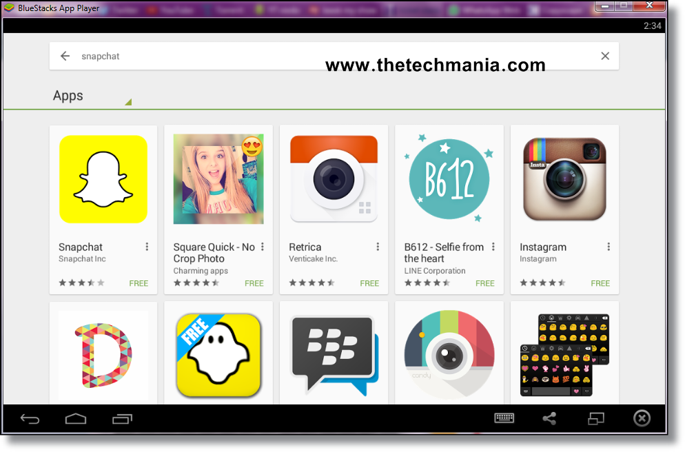 Free Download Snapchat For PC/Laptop Windows XP 7 8 8 1 10 And Mac