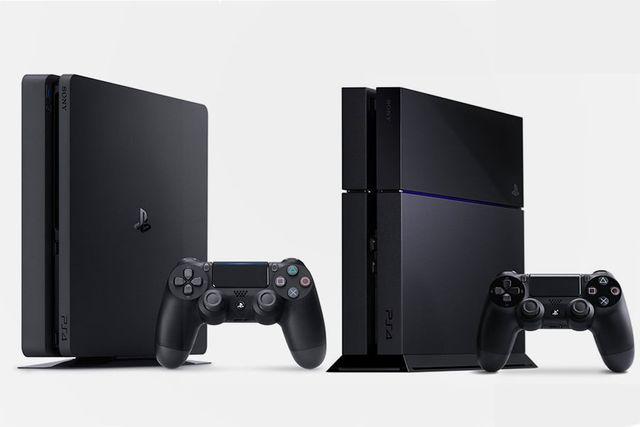 ps4 basic and slim