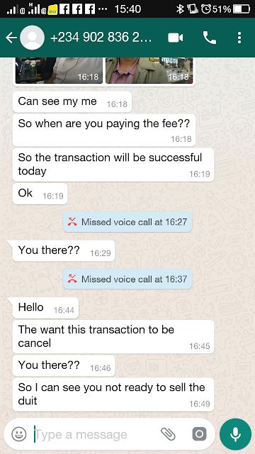 Pengalaman Berhadapan dengan Scammer Melalui Whatsapp call
