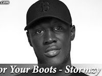 Lirik Lagu Big for Your Boots Stormzy