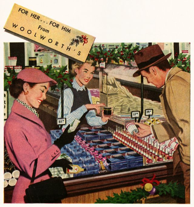 26 Hilarious Christmas Ads From LIFE Magazine in the 1950s