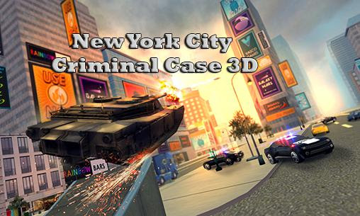 New York criminal case