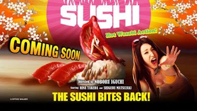Dead Sushi, la comida tradicional japonesa toma vida