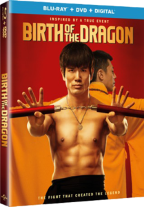Birth of the Dragon 2016 Dual Audio 720p BRRip 500Mb HEVC x265