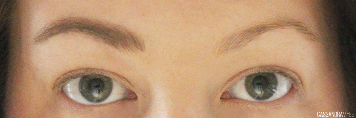 BENEFIT COSMETICS // Gimme Brow in Light/Medium Review - cassandramyee