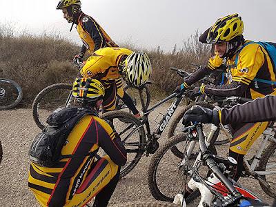 Ciclismo MTB Aranjuez