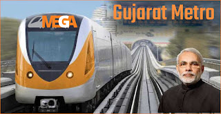 Gujarat Metro Rail Corporation Recruitment 2019 / General Manager, Surveyor & Legal Assistant Posts: