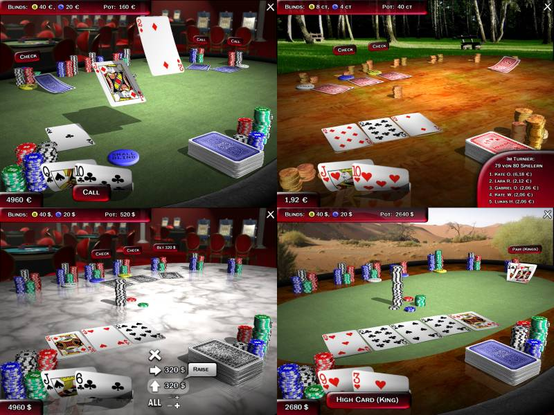 Zynga poker online pc