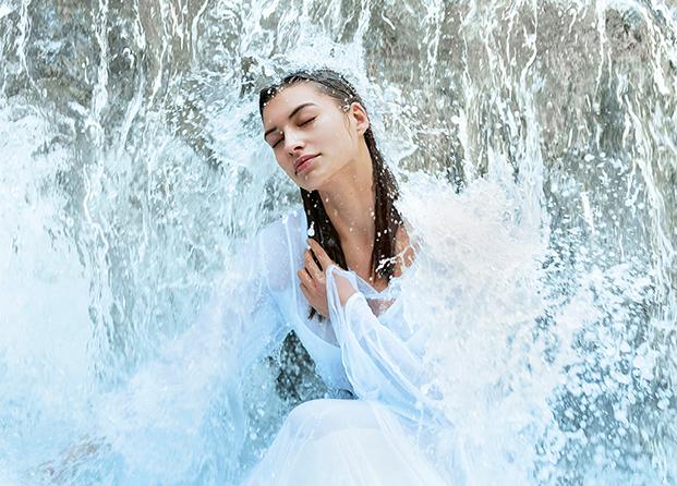 The Ritual of Banyu de Rituals y el poder beauty del agua