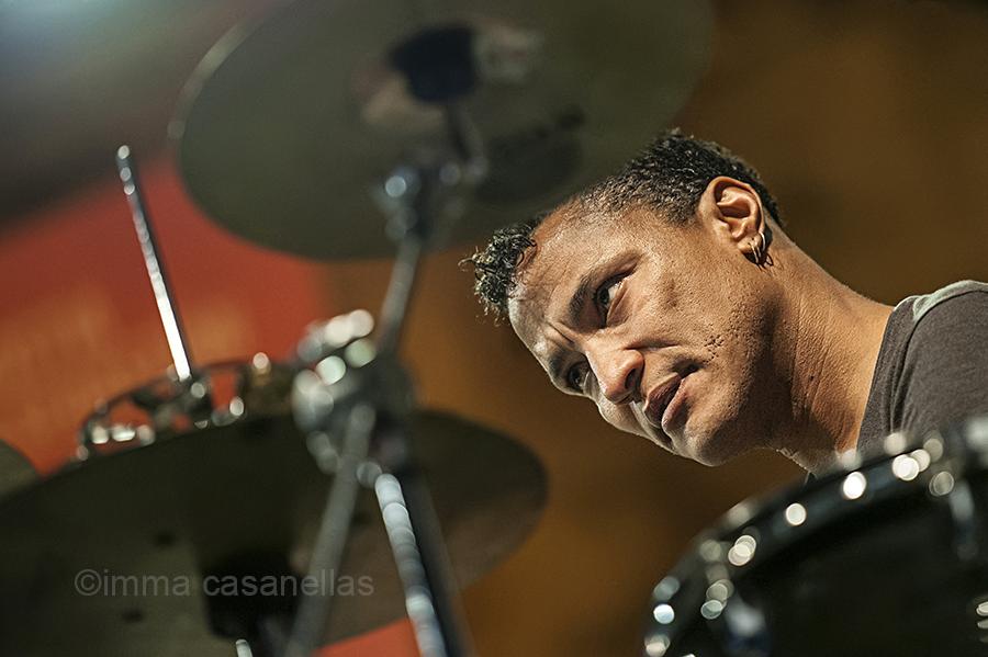 Sean Rickman, Plaza de la Trinidad, Donostia, 26-jul-2016