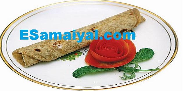 ஹனி சப்பாத்தி செய்முறை / Honey Sapati !