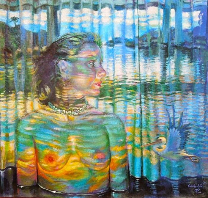 Альтернативная вселенная. Cynda Valle