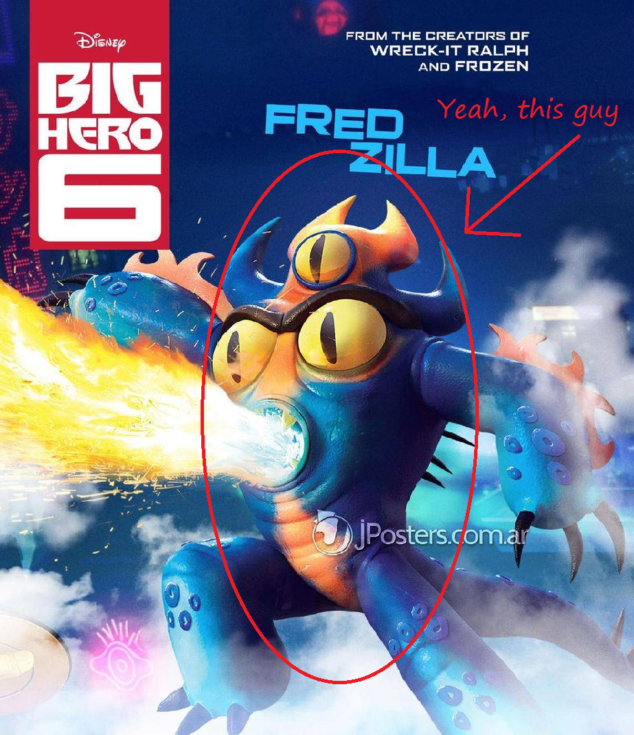 Mental Notes Big Hero 6 Or A Testament To Moderate Masculinity With Traces Of Contrived Evil