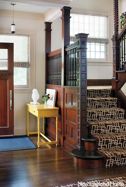 Aires renovados para una casa victoriana decorar tu casa for Decoracion victoriana
