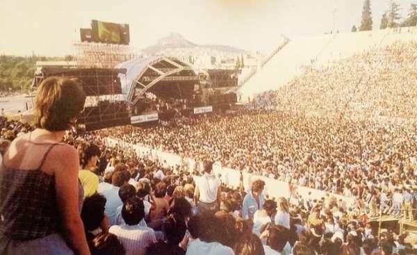 Rock in Athens '85: Το πρώτο μεγάλο φεστιβάλ στην Ελλάδα