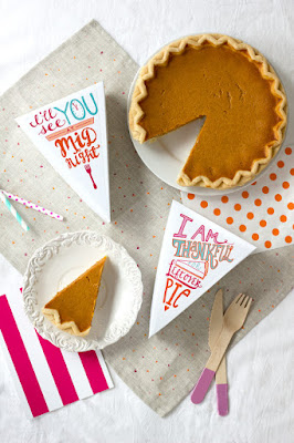 modern thanksgiving printables