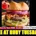 Free Meal at Ruby Tuesday! Free Burger or Garden Bar Entree + Free Lemonade.