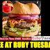 Free Meal at Ruby Tuesday! Free Burger or Garden Bar Entree + Free Lemonade.
