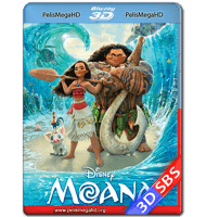 MOANA (2016) FULL 1080P 3D SBS HD MKV ESPAÑOL LATINO