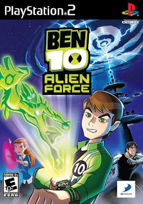 Ben 10 Alien Force PC Cover