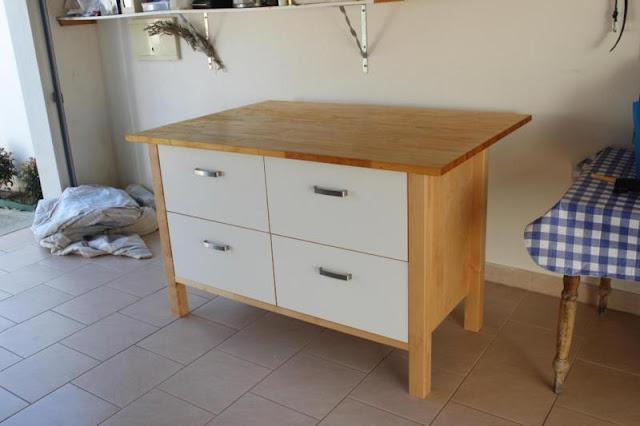 Ikea Varde KITCHEN ISLAND Bench for Sale | Best Kitchen Ideas