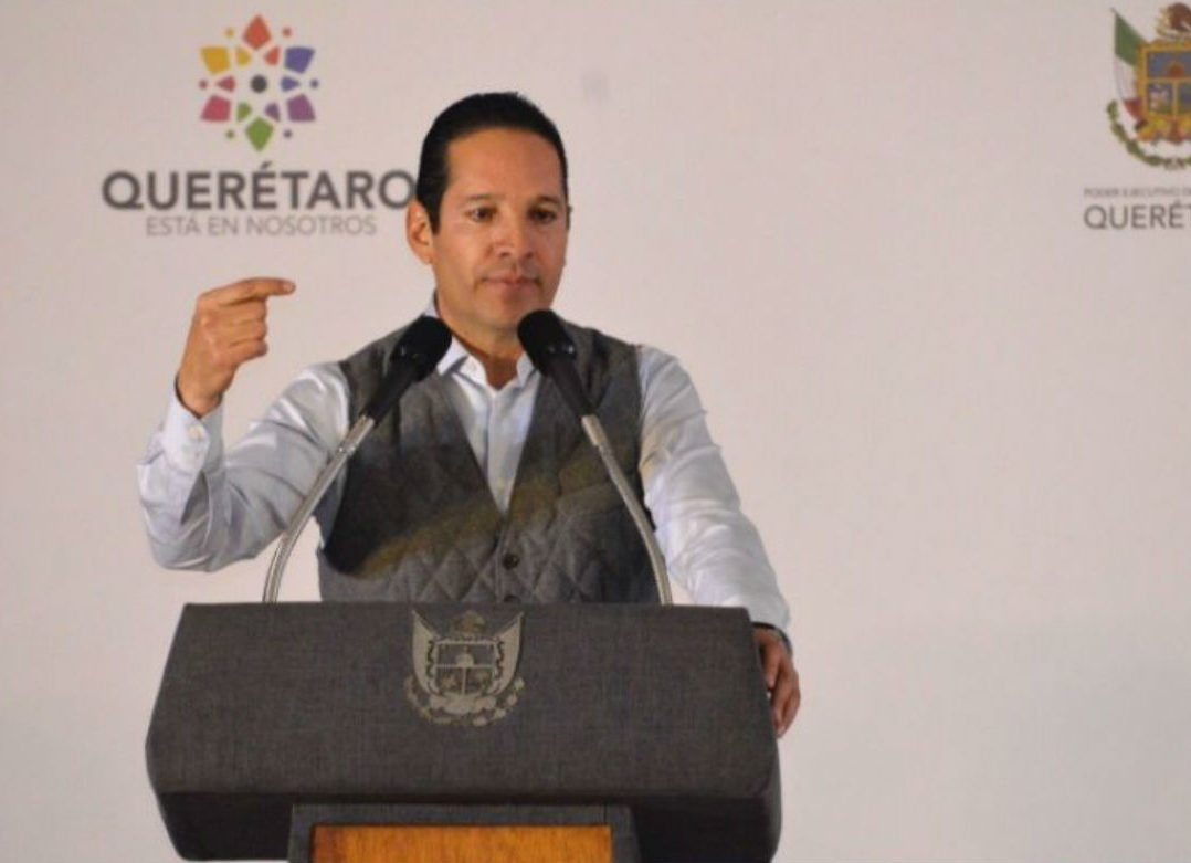 Gobernadores comienzan a ladrar! Coordinador de AMLO?, que me busque el, yo porque?, dice gober de Queretaro