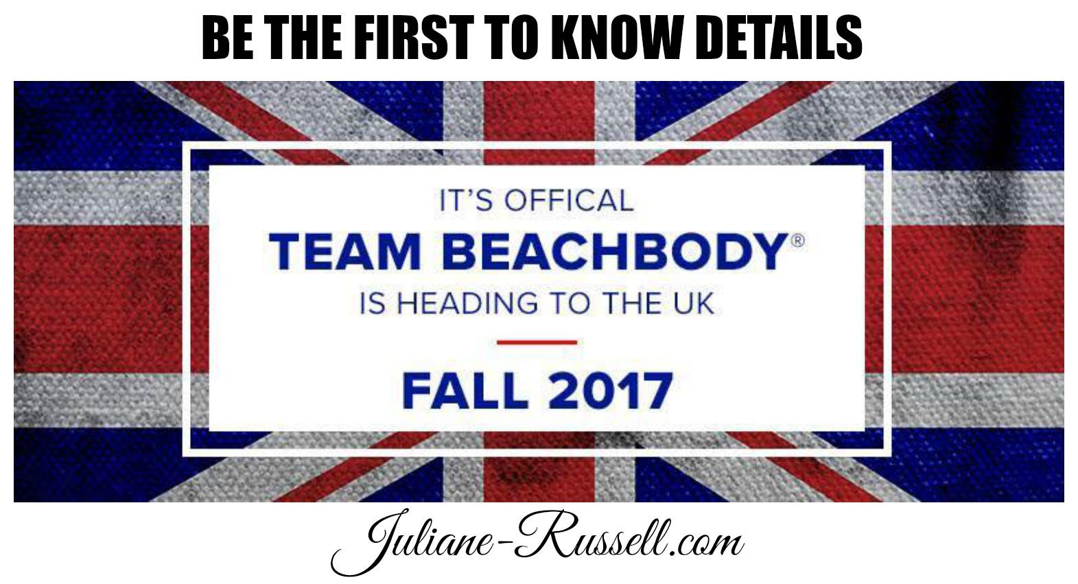She believed she could, so she did!: Team Beachbody UK ...