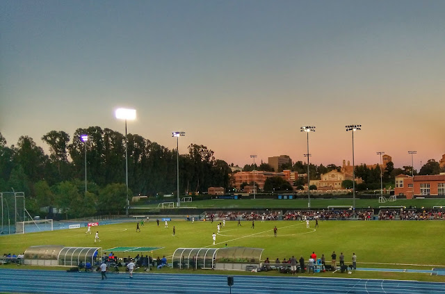 UCLA men's soccer