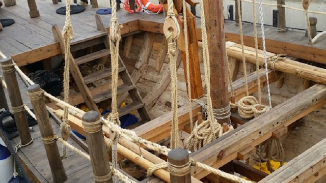 2,500 years on, replica of sunken ship sets sail from Israel