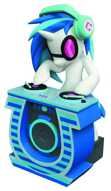 Diamond Select Vinyl scratch / DJ Pon-3 Bank