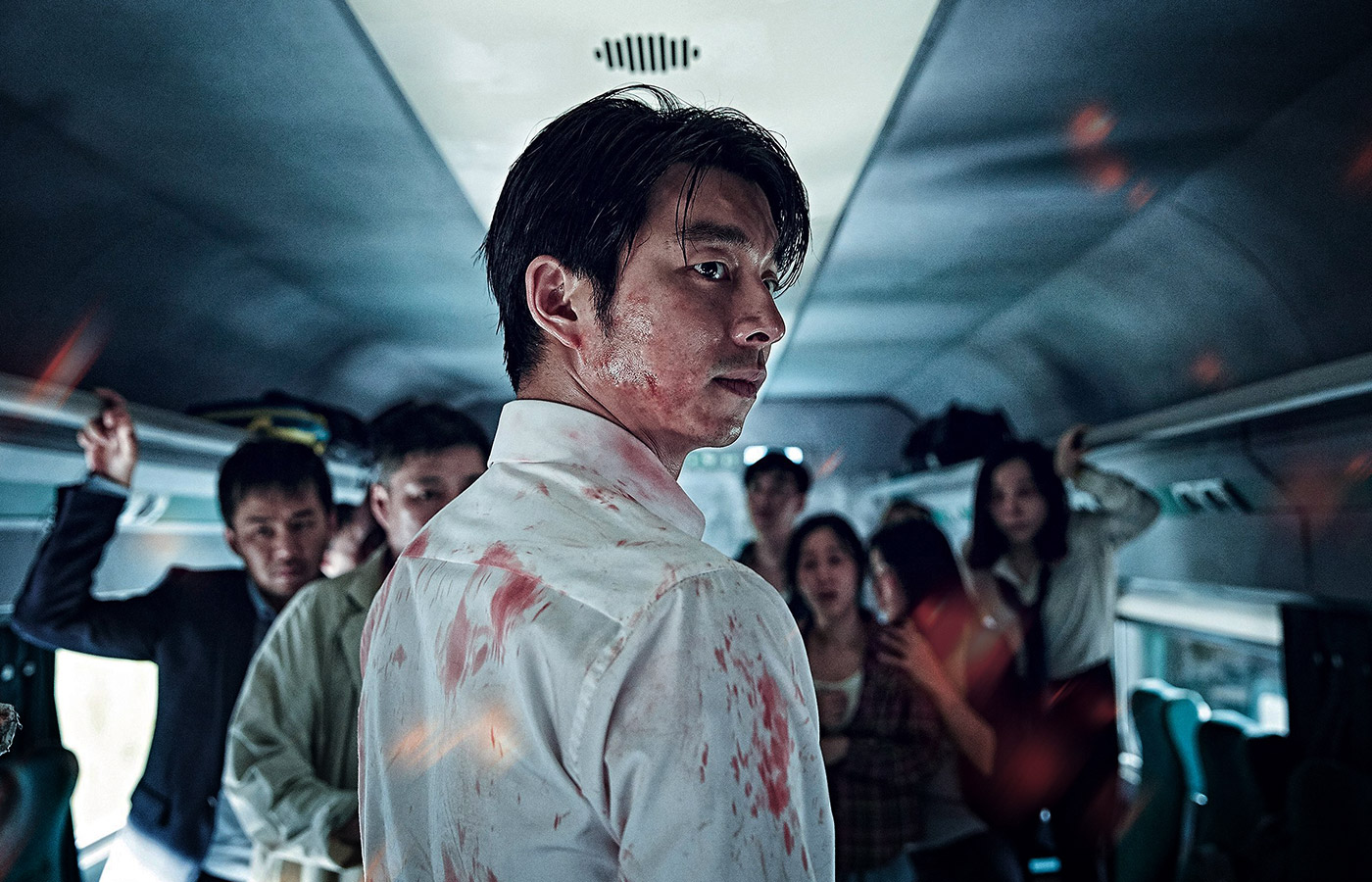 TRAIN TO BUSAN  pelicula zombie