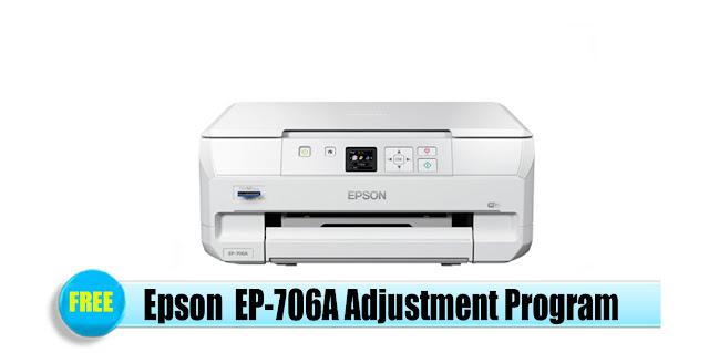 Epson  EP-706A Adjustment Program