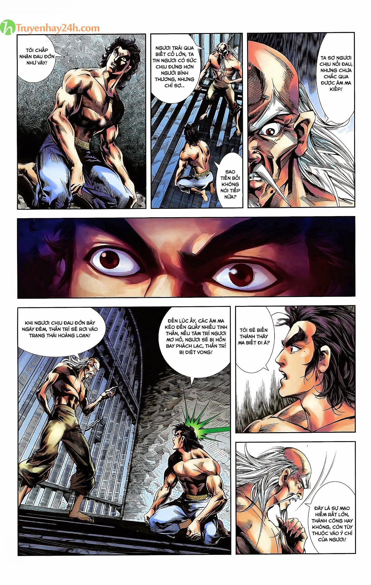 Tần Vương Doanh Chính chapter 30 trang 13