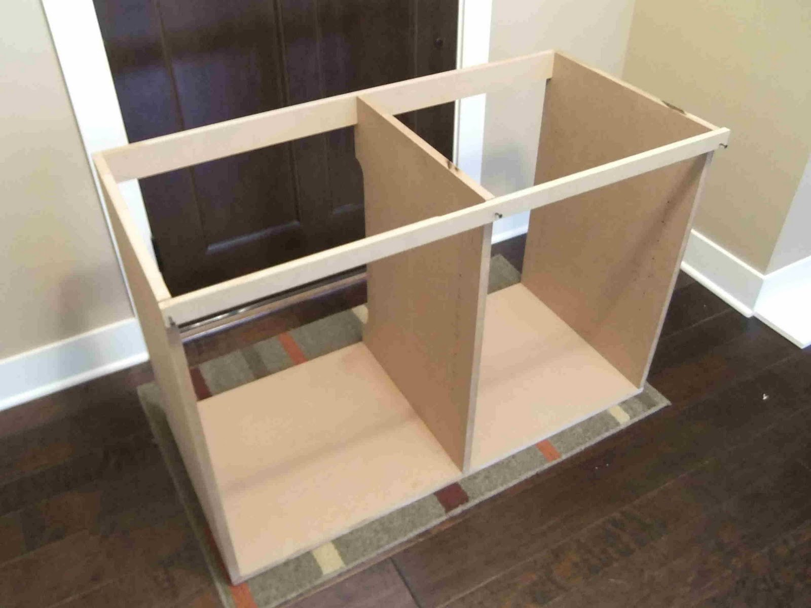 how to make mdf cabinet