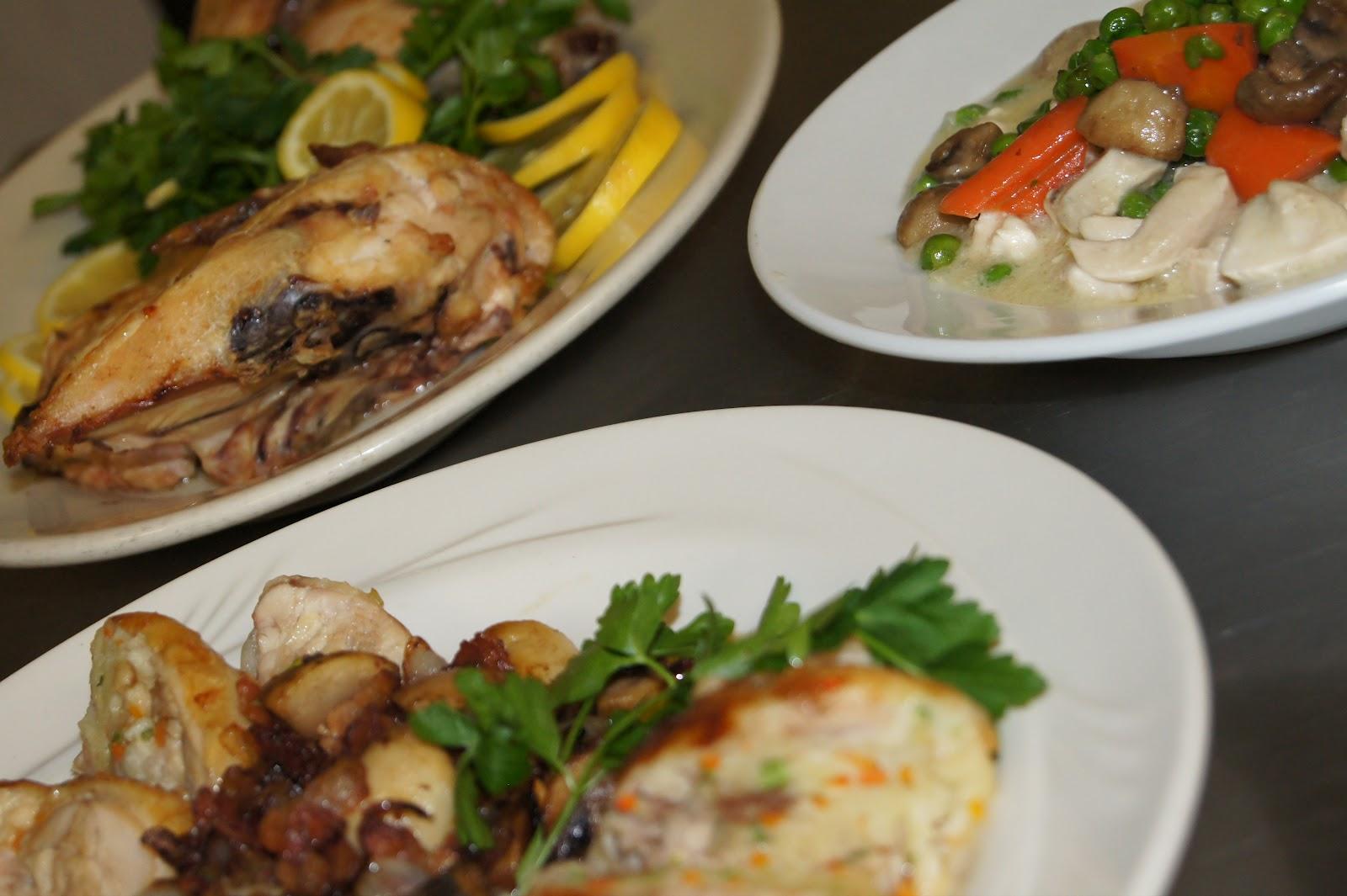 FooDabbler: Cordon Bleu Master Chef Class - Braising and ...