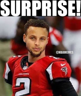 #nba #nfl #falcons. #Surprise.