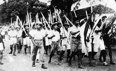 Perlawanan Rakyat Indonesia terhadap Jepang