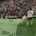 """""""É fogo no boné do guarda"""": Corinthians e Flamengo empatam em grande duelo"""